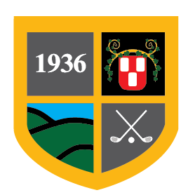 Logo of golf course named Hillview Golf Course