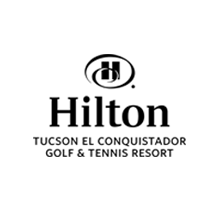 Logo of golf course named Hilton El Conquistador Golf and Tennis Resort