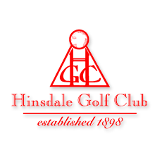 Logo of golf course named Hinsdale Golf Club