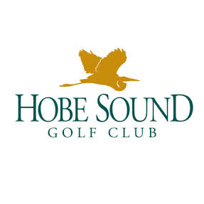 Logo of golf course named Hobe Sound Golf Club