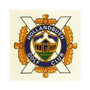 Logo of golf course named Hollandbush Golf Club