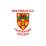 Logo of golf course named Holyhead Golf Club