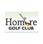 Logo of golf course named Hombre Golf Club