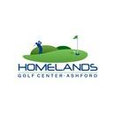 Logo of golf course named Homelands Golf Centre