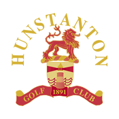 Logo of golf course named Hunstanton Golf Club