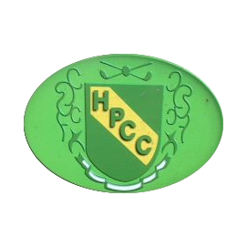 Logo of golf course named Hunter Pope Country Club