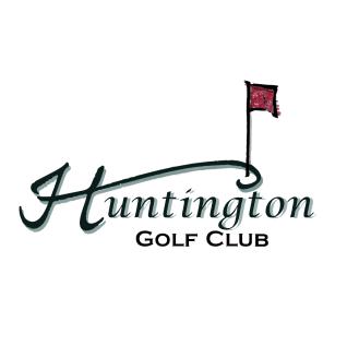 Logo of golf course named Huntington Golf Club