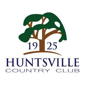 Logo of golf course named Huntsville Country Club