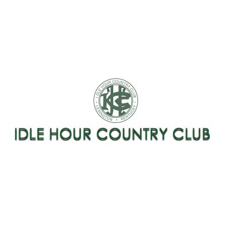 Logo of golf course named Idle Hour Country Club