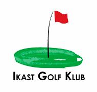 Logo of golf course named Ikast Golf Club