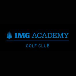 Logo of golf course named Img Academies Golf and Country Club