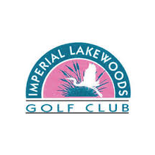 Logo of golf course named Imperial Lakewoods Golf Club