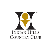 Logo of golf course named Indian Hills Country Club