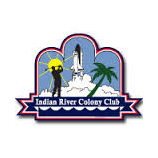 Logo of golf course named Indian River Colony Club