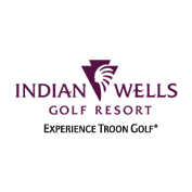 Logo of golf course named Indian Wells Golf Resort - The Players Course