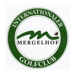 Logo of golf course named Int. Golfclub Mergelhof Sektion Deutschland e.V.