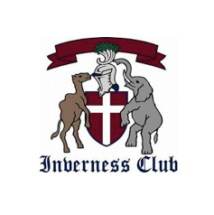 Logo of golf course named Inverness Club