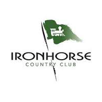 Logo of golf course named Ironhorse Country Club