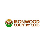 Logo of golf course named Ironwood Country Club