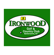 Logo of golf course named Ironwood Golf and Country Club