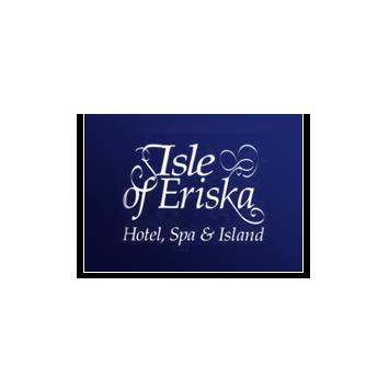 Logo of golf course named Isle of Eriska Golf Club