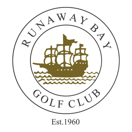 Logo of golf course named Jewel Runaway Bay Beach and Golf Resort