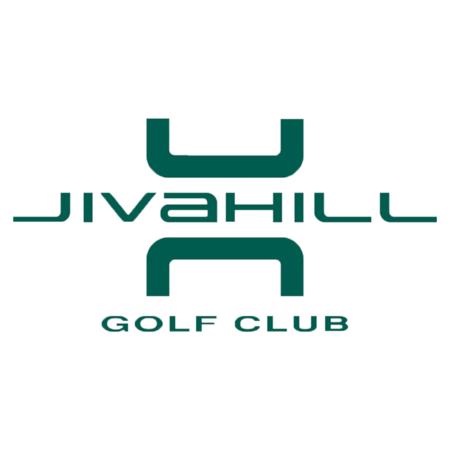 Logo of golf course named Jiva Hill Golf Club