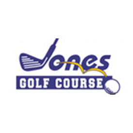 Logo of golf course named Jones Park Golf Course