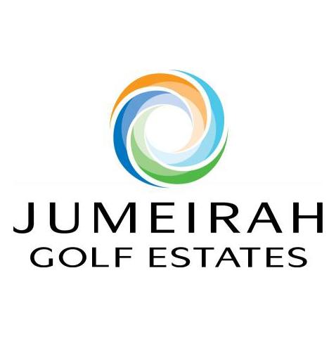 Logo of golf course named Jumeirah Golf Estates - Earth Course