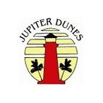 Logo of golf course named Jupiter Dunes Golf Course