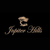Logo of golf course named Jupiter Hills Club - The Hills