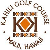 Logo of golf course named Kahili Golf Course