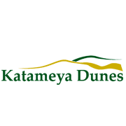 Logo of golf course named Katameya Dunes