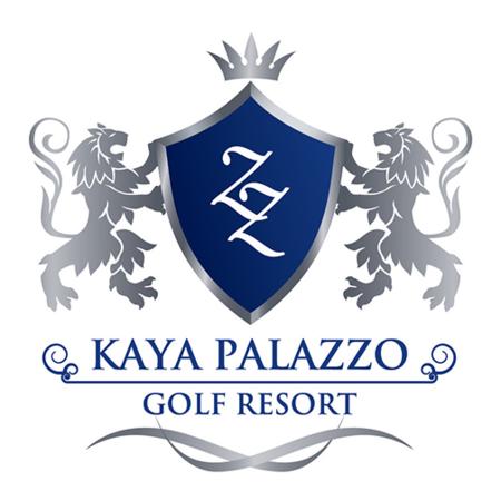 Logo of golf course named Kaya Palazzo Golf Resort