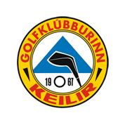 Logo of golf course named Keilir Golf Course