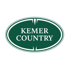 Logo of golf course named Kemer Golf and Country Club