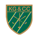 Logo of golf course named Kennemer Golf and Country Club