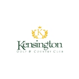 Logo of golf course named Kensington Golf and Country Club