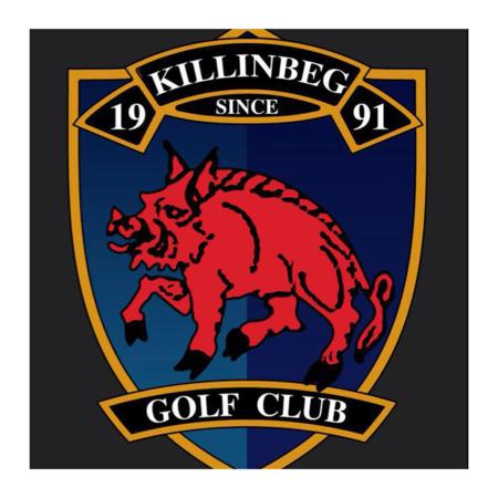 Logo of golf course named Killin Park Golf Club