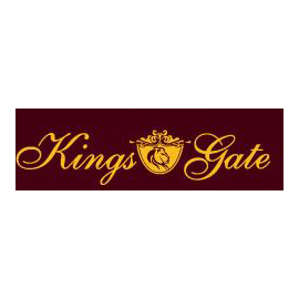 Logo of golf course named Kings Gate Golf Club