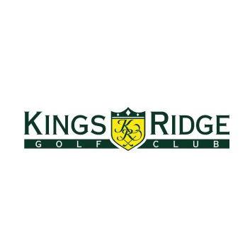 Logo of golf course named Kings Ridge Golf Club
