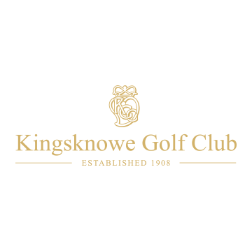 Logo of golf course named Kingsknowe Golf Course