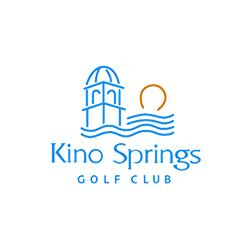 Logo of golf course named Kino Springs Golf Course