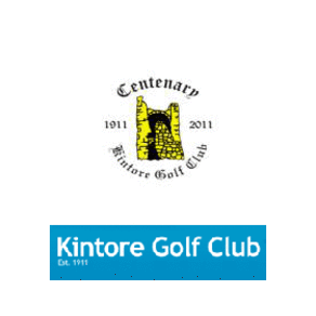 Logo of golf course named Kintore Golf Club