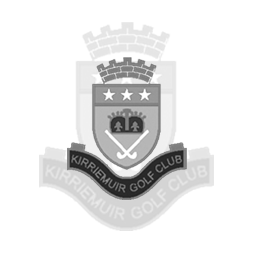 Logo of golf course named Kirriemuir Golf Club