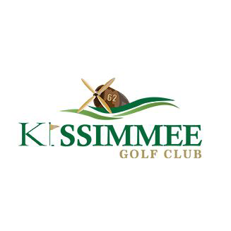 Logo of golf course named Kissimmee Golf Club