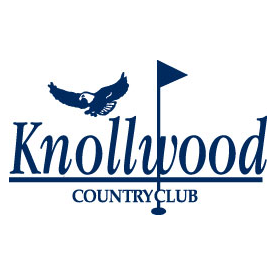 Logo of golf course named Knollwood Golf Course