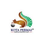 Logo of golf course named Kota Permai Golf and Country Club