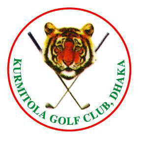 Logo of golf course named Kurmitola Golf Club