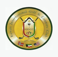 Logo of golf course named Kuwait International Golf and Country Club